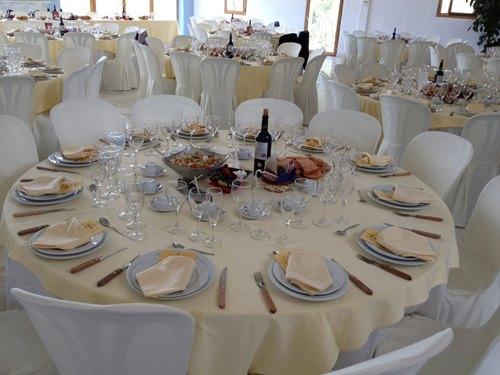 Montaje boda Blanco