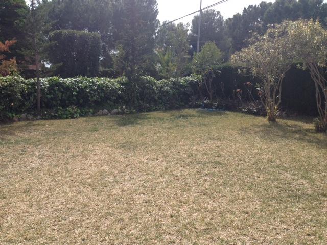 Jardín en Calafell