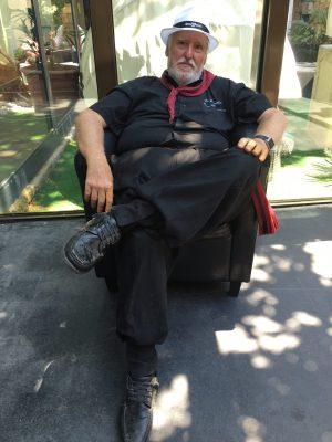 José Luis - El Gordo argentino - LPGA