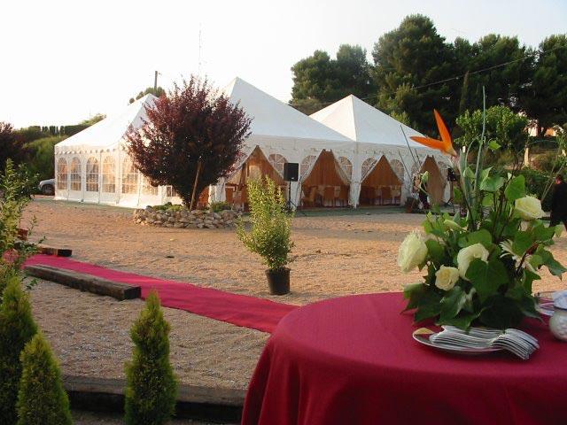 Casas para eventos en Vilafranca del Penedés