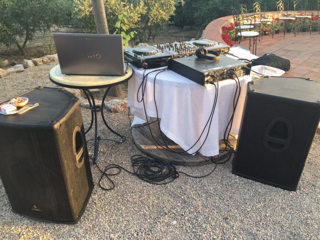 Discoteca Móvil - DJ - LPGA